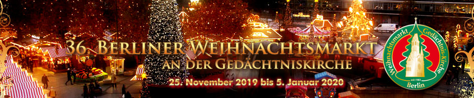 Weihnachtsmarkt Berlin 2019.36 Berliner Weihnachtsmarkt An Der Gedächtniskirche 2019