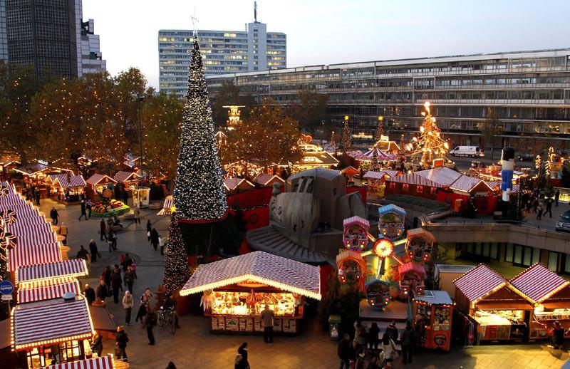 Weihnachtsmarkt Berlin Offen.36 Berliner Weihnachtsmarkt An Der Gedächtniskirche 2019