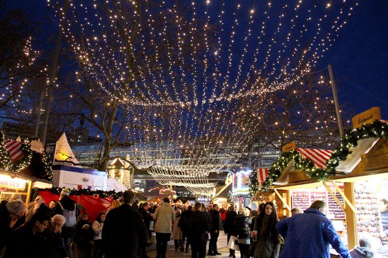 Beginn Weihnachtsmarkt Berlin 2019.36 Berliner Weihnachtsmarkt An Der Gedächtniskirche 2019